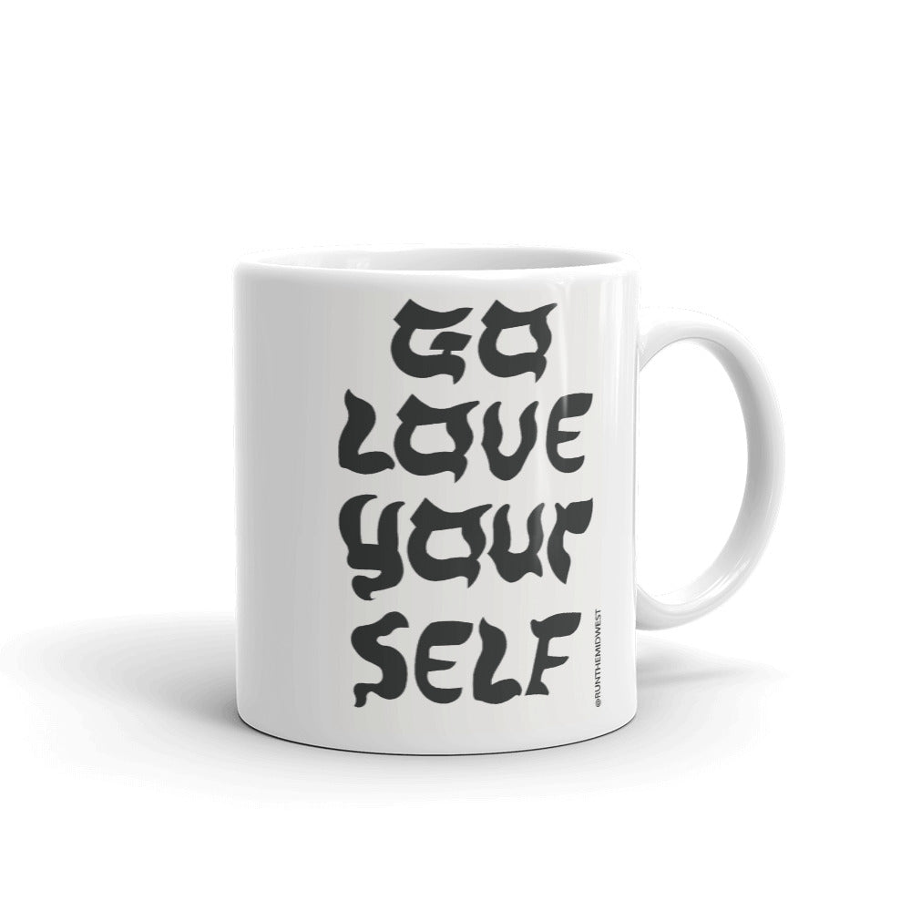 RTM Go Love Yourself Mug