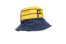 Load image into Gallery viewer, RTM Pittsburgh Pirates Reworked Bucket Hat