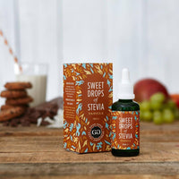 Good Good Vanilla Stevia drops (50ml)