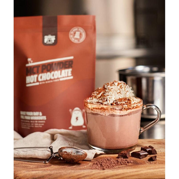 C8 MCT-POWDER Hot Chocolate