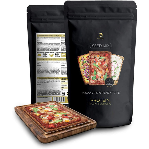 Nutringo - Low Carb Protein Pizza Mix