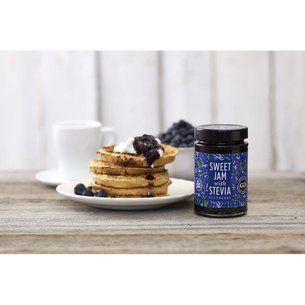 GOOD GOOD - Blueberry Jam - Sugar free