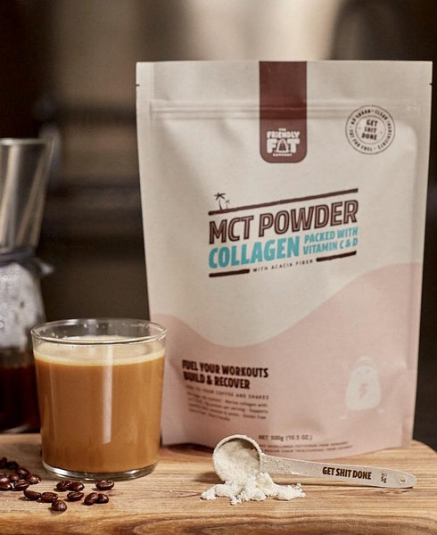 MARINE KETO COLLAGEN POWDER