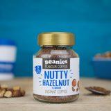 BEANIES - Nutty Hazelnut Flavoured Coffee (50g)