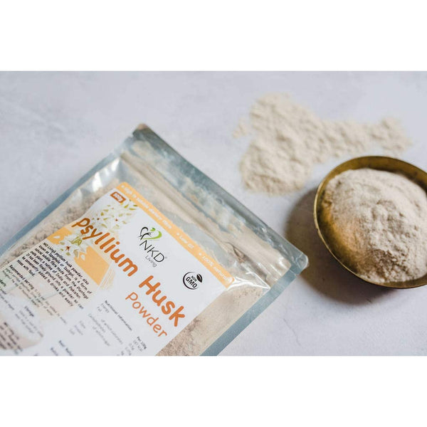 NKDLiving - PSYLLIUM HUSK POWDER 500G