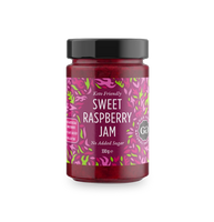 GOOD GOOD - Sweet Raspberry Jam- Sugar free
