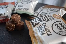 Boostball - CHOCCA MOCHA KETO BALLS (40g)