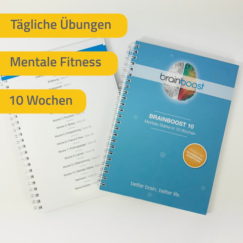 Workbook | 10 weeks | Mental fitness