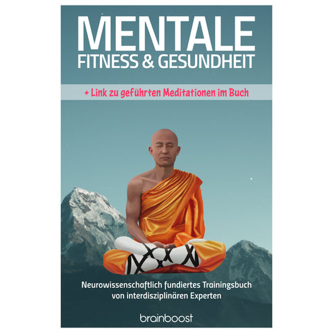 Trainingbook Mental Fitness and Health (German version)