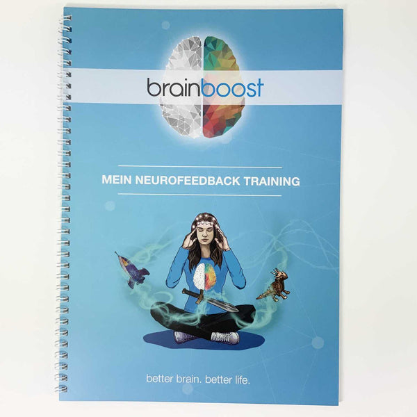 Workbook | Neurofeedback | Kinder | 15 Kapitel
