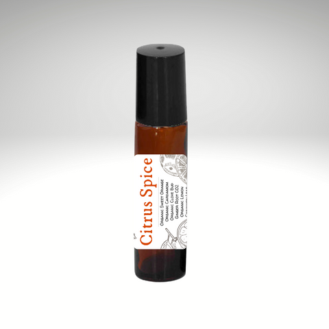 Citrus Spice Aromatherapy Roll On