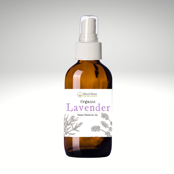 Organic Lavender Deodorant & Body Spray