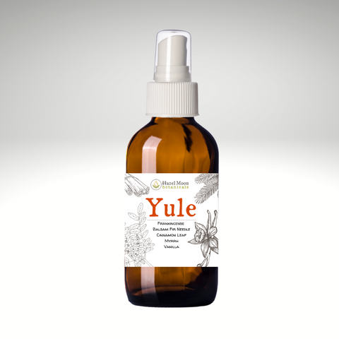 Yule Yoga Mat & Body Spray