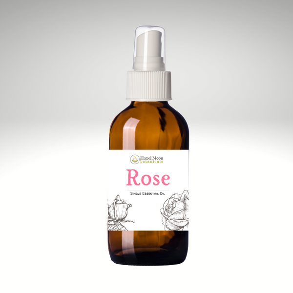 Rose Deodorant & Body Spray