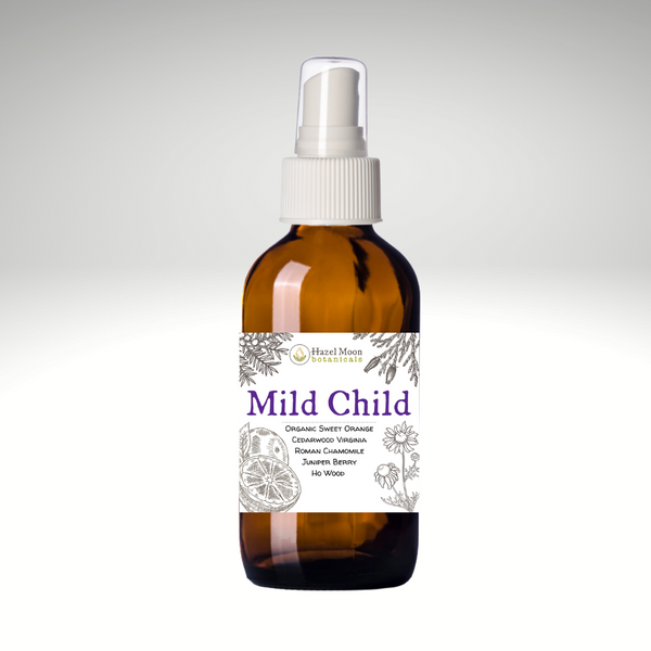 Mild Child Deodorant & Body Spray