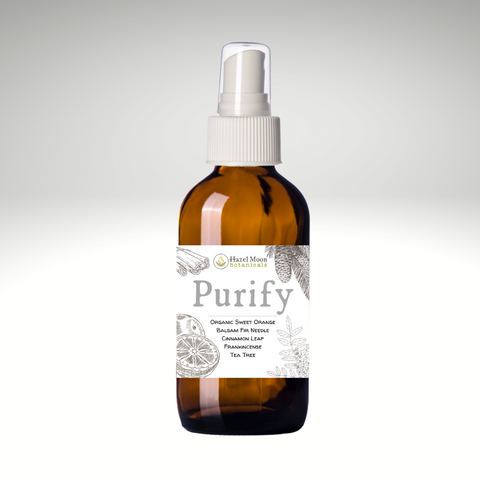 Purify Deodorant & Body Spray