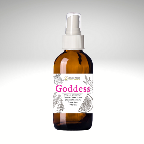 Goddess Deodorant & Body Spray
