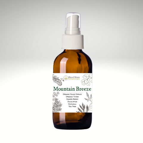 Mountain Breeze Aromatherapy Spray