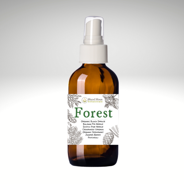 Forest Yoga Mat & Body Spray