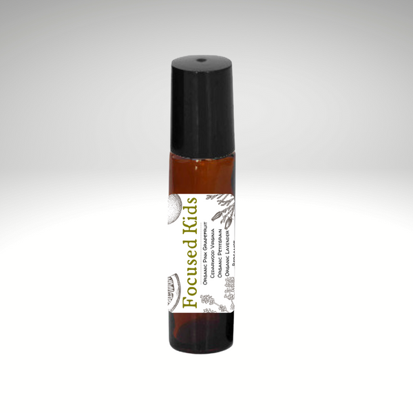 Focused Kids Aromatherapy Roll On