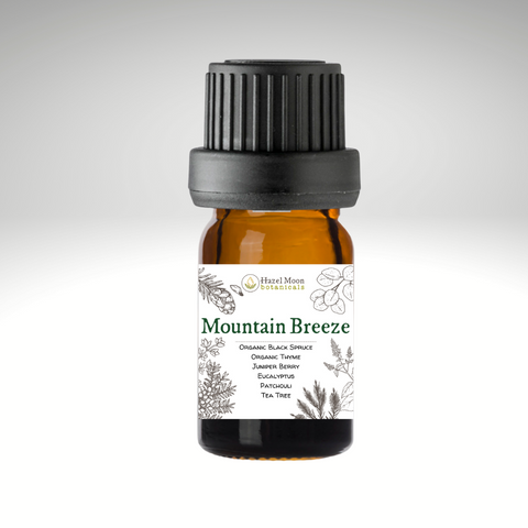 Mountain Breeze Pure Essential Oil Blend