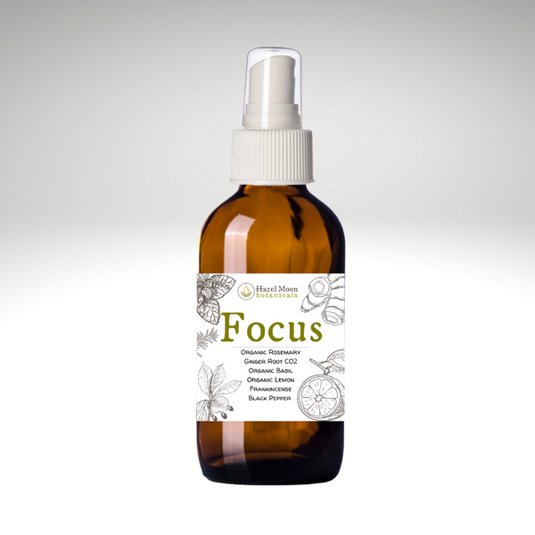 Focus Deodorant & Body Spray