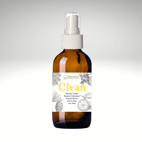 Clean Aromatherapy Spray