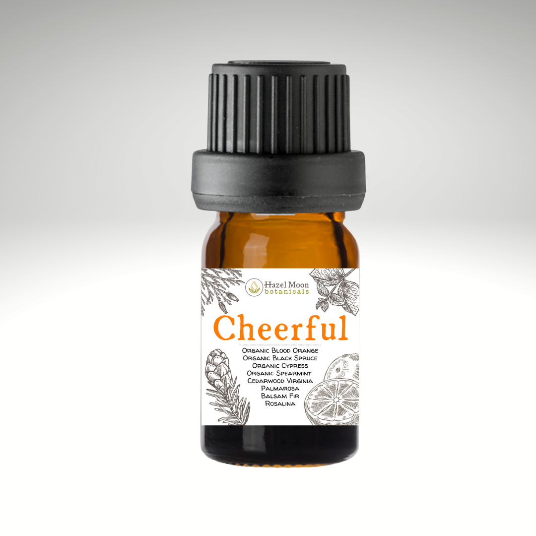 Cheerful Pure Essential Oil Blend