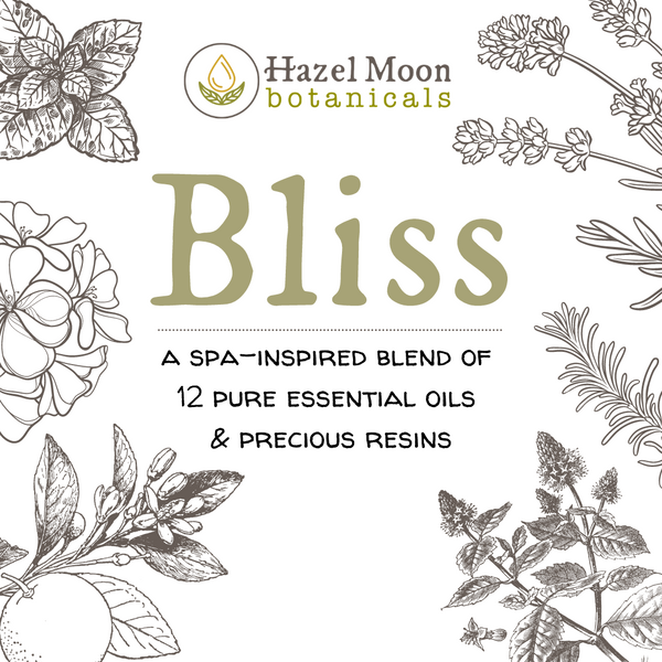Bliss Aromatherapy Roll On