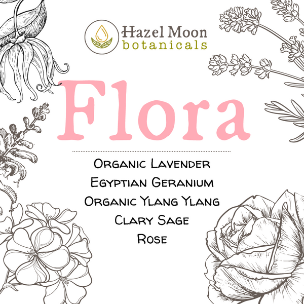 Flora Pure Essential Oil Blend