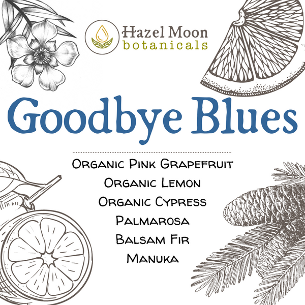 Goodbye Blues Yoga Mat & Body Spray