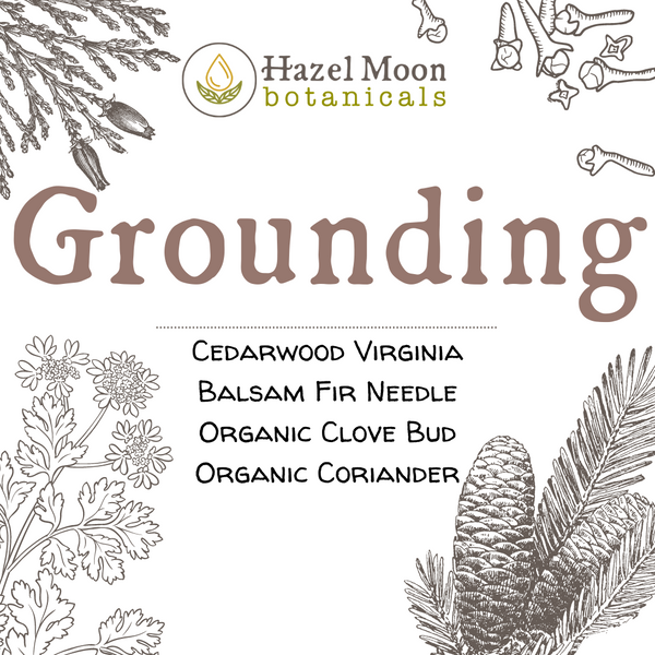Grounding Aromatherapy Roll On
