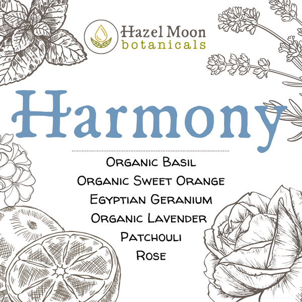 Harmony Aromatherapy Roll On