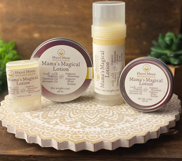 Mama's Magical Lotion