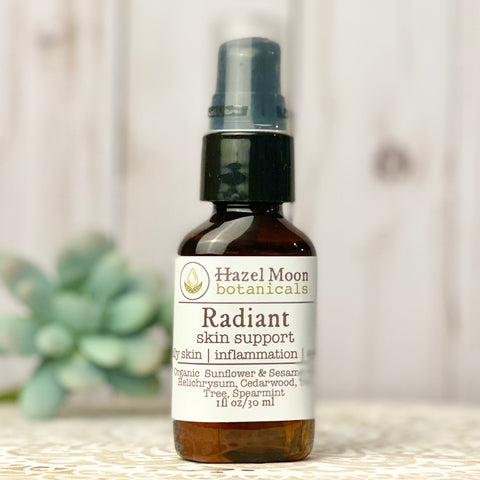 Radiant Skin Support Oil