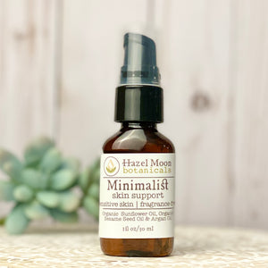 Minimalist Skin Support Oil