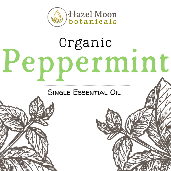 Organic Peppermint Yoga Mat & Body Spray