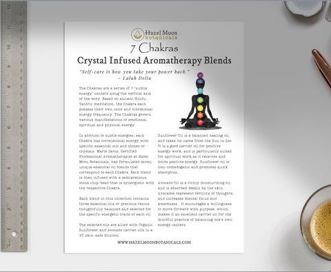 Guide to the 7 Chakras - PDF Download