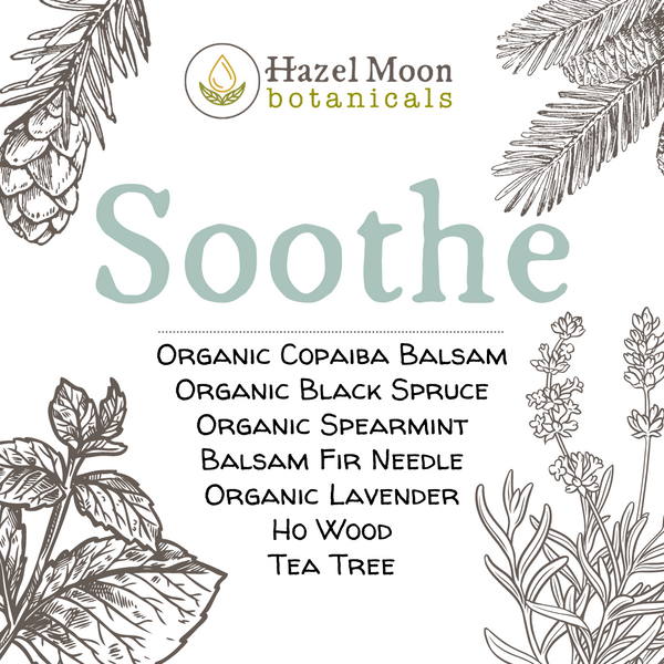 Soothe Pure Essential Oil Blend