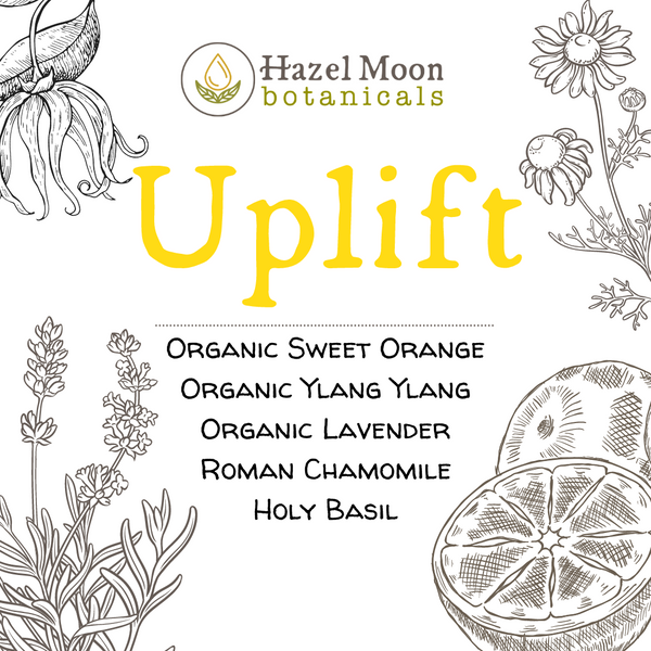 Uplift Pure Essential Oil Blend