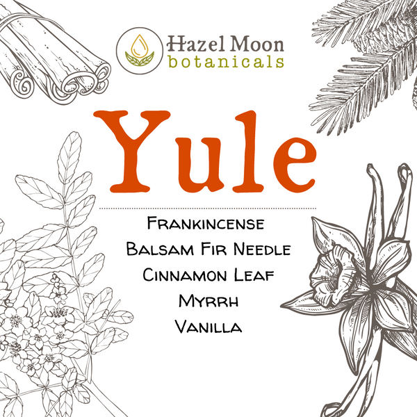 Yule Aromatherapy Roll On