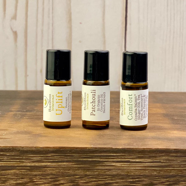 Mini Roll On Aromatherapy Gift Set