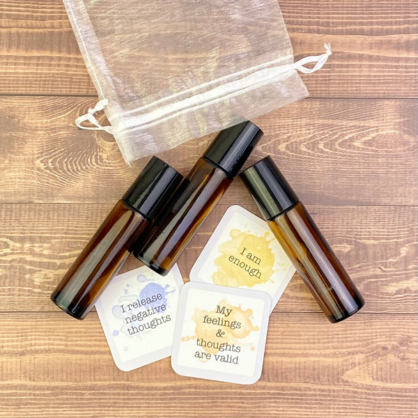 Build-Your-Own Aromatherapy Gift Set - 10ml Roll Ons