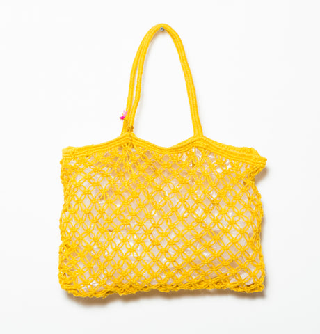 I LOVE JUTE, YELLOW