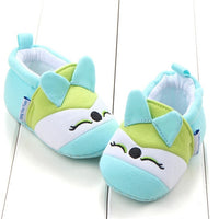 Soft Animal Baby Shoes