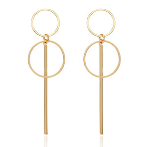 Geometric earrings - DreamBoutiquee