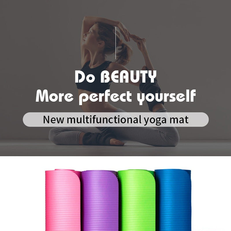 Yoga Mat. - DreamBoutiquee