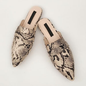 Mules Outdoor Slipper