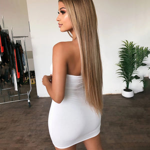 Slim Pencil Dress