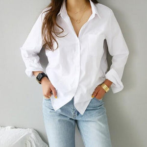 Fashion Casual Tops - DreamBoutiquee